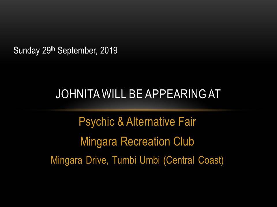 Psychic & Alternative Fair