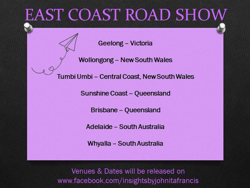 East Coast Road Show 2020